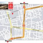 Mapa poglądowa dojazdu do firmy
