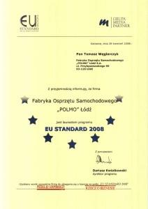 EU STANDARD 2008