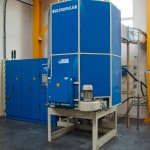 Furnace for hardening of crankshafts
