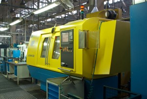 JUNKER grinding machine